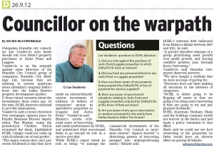 2012-09-26 Councillor on the warpath - Dscene